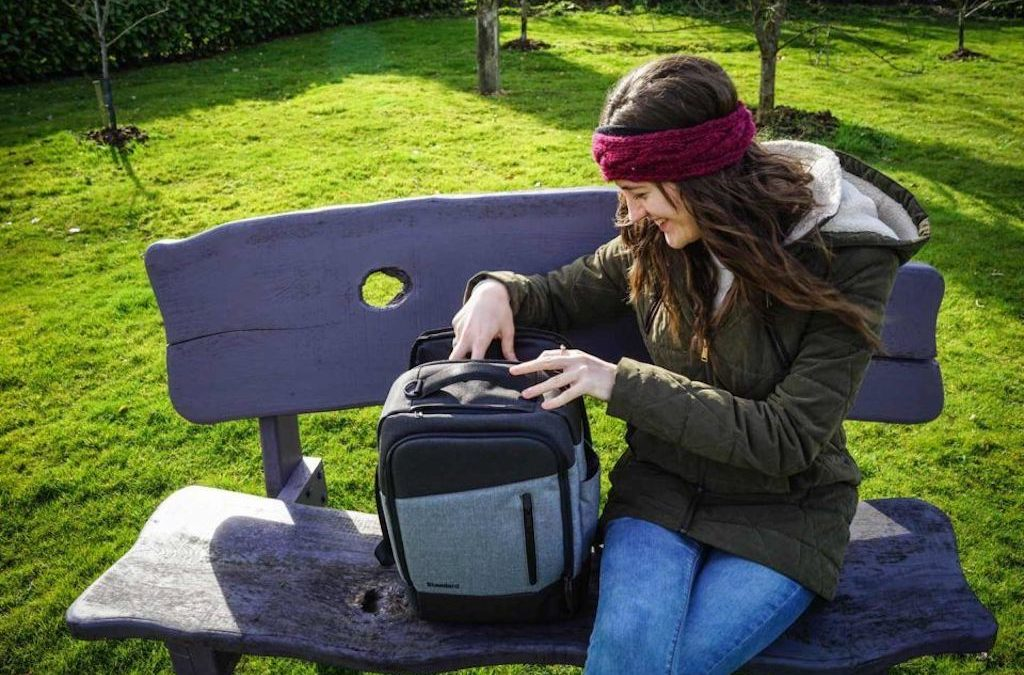 Standard's Laptop Backpack Will Bring Style Into Your Daily Routine