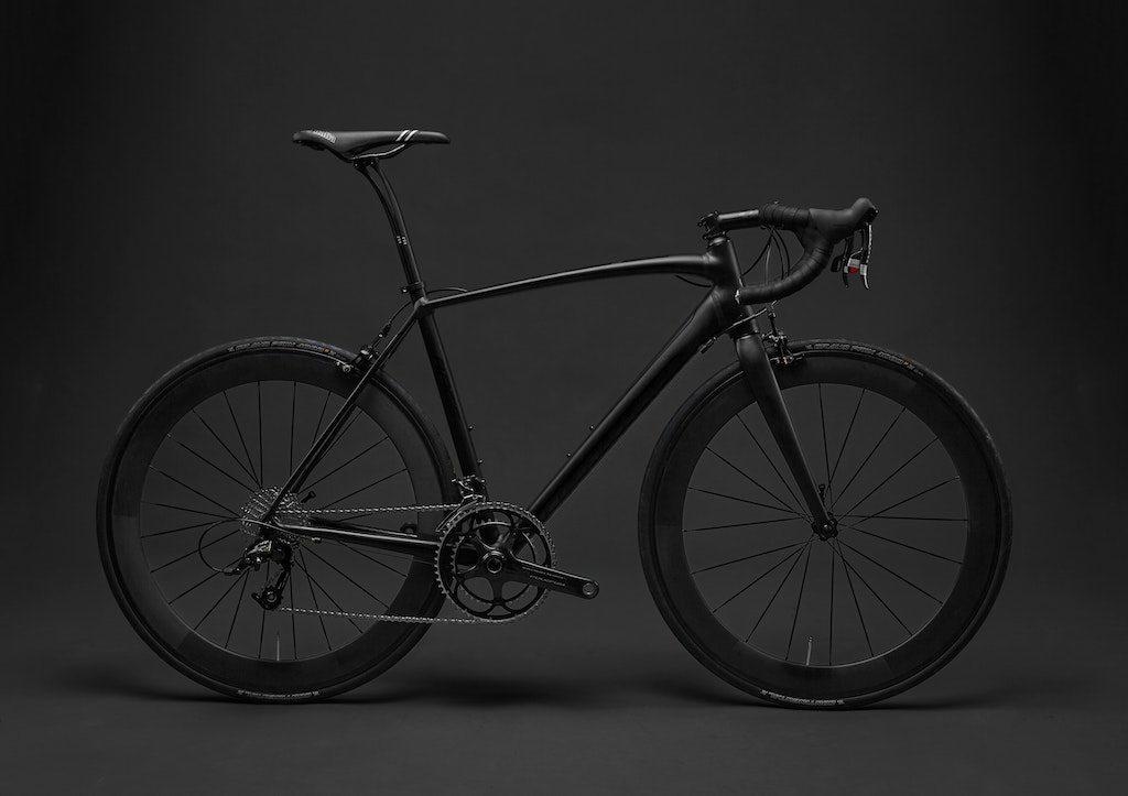 1st bike