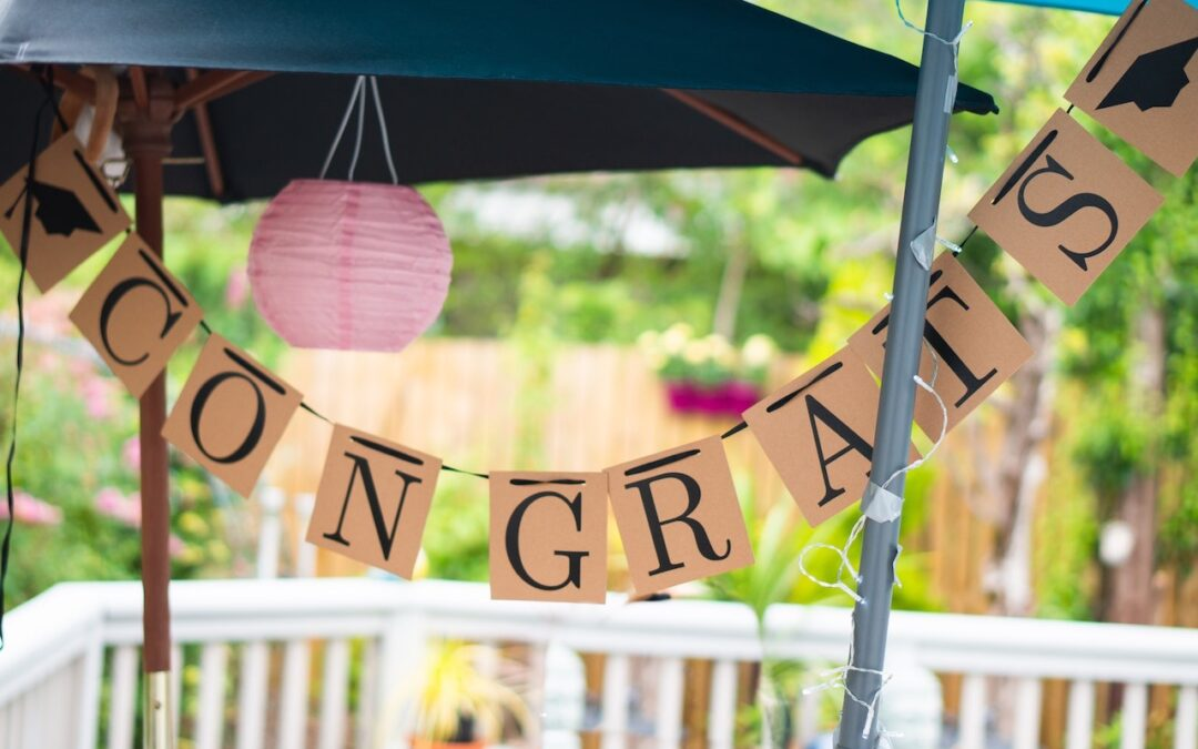 Six Things to Consider Before Throwing a Graduation Party