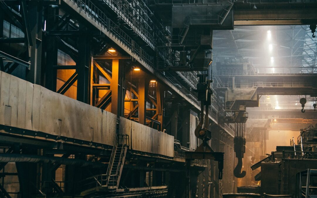 All About Industrial Machinery Manufacturers